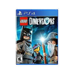 LEGO Dimensions - Usado - PS4