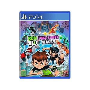Ben 10 Uma Super Viagem - PS4