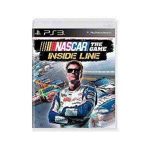 NASCAR The Game Inside Line - Usado - PS3