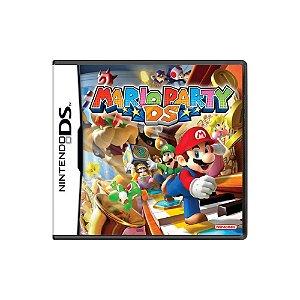 Mario Party DS (Sem Capa) - Usado - DS