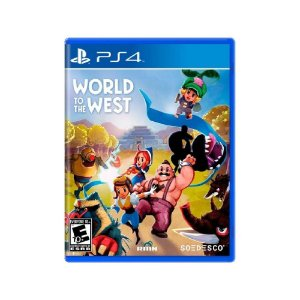 World To The West - Usado - PS4
