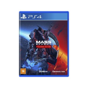 Mass Effect (Legendary Edition) - Usado - PS4
