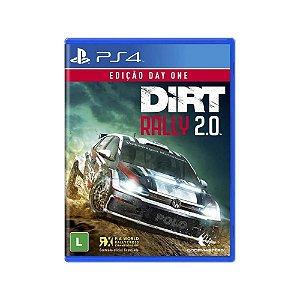 DiRT Rally 2.0 - Usado - PS4