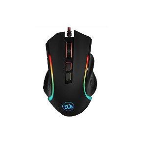 Mouse Redragon Gamer Griffin Preto RGB M607
