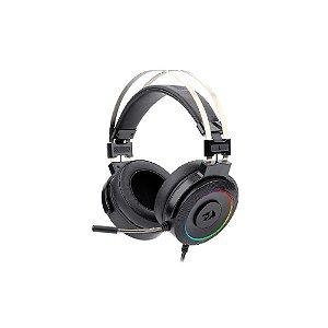 Headset Gamer Redragon Lamia 2 Preto H320-1 RGB