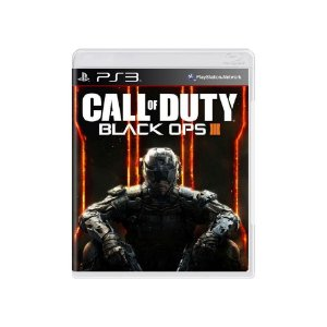 Call of Duty: black Ops III - Usado - PS3
