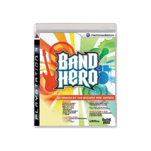 Band Hero - Usado - PS3
