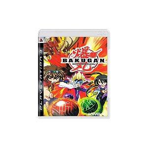 Bakugan Battle Brawlers - Usado - PS3