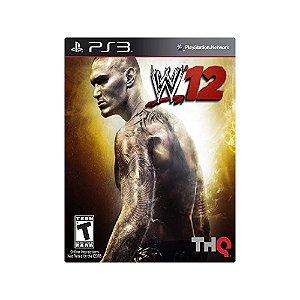 WWE 12 - Usado - PS3