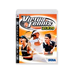 Virtua Tennis 2009 - Usado - PS3