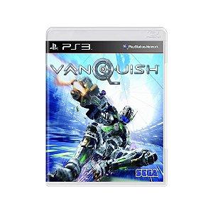 Vanquish - Usado - PS3