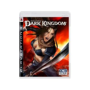 Untold Legends: Dark Kingdom - Usado - PS3