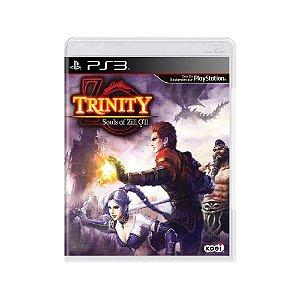 Trinity Souls of Zill O'll - Usado - PS3