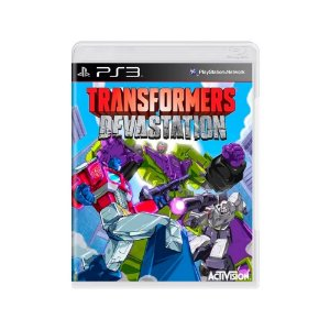 Transformers: Devastation - Usado - PS3