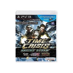 Time Crisis: Razing Storm - Usado - PS3