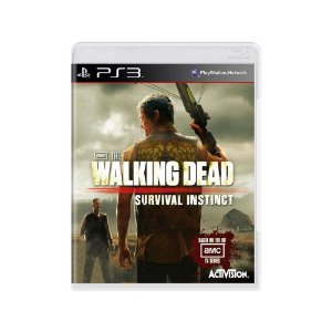 The Walking Dead: Survival Instinct - Usado - PS3