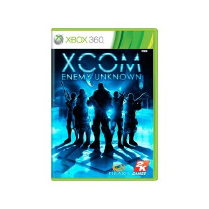 XCOM Enemy Unknown - Usado - Xbox 360