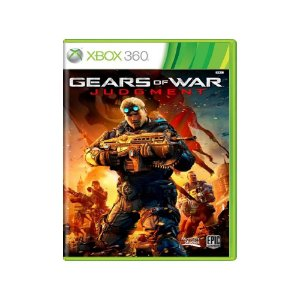 Gears of War: Judgment - Usado - Xbox 360
