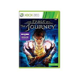 Fable The Journey - Usado - Xbox 360