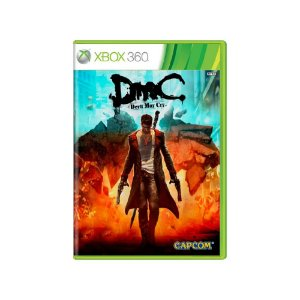DmC: Devil May Cry - Usado - Xbox 360