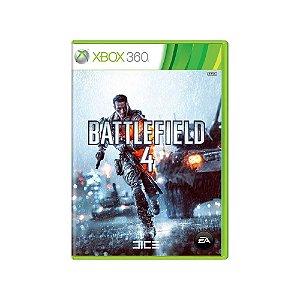 Battlefield 4 - Usado - Xbox 360