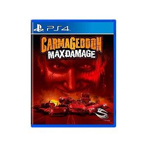 Carmageddon: Max Damage - PS4