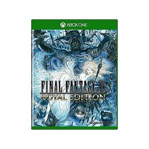 Final Fantasy XV (Royal Edition) - Xbox One