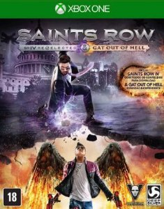 Saints Row IV Re-Elected + Gat Out Of Hell - Xbox One