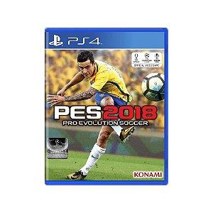 Pro Evolution Soccer 2018 (PES 2018) - PS4