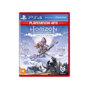 Horizon Zero Dawn (Complete Edition) - PS4