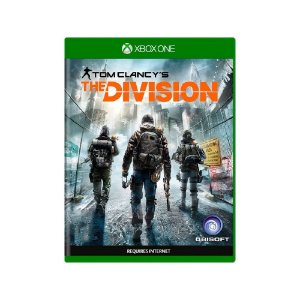 Tom Clancy's: The Division - Usado - Xbox One