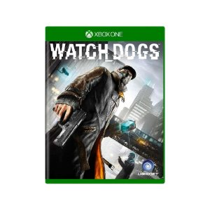 Watch Dogs - Usado - Xbox One