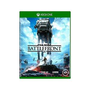 Star Wars: Battlefront - Usado - Xbox One
