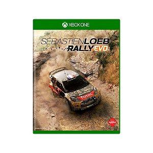Sébastien Loeb Rally Evo - Usado - Xbox One