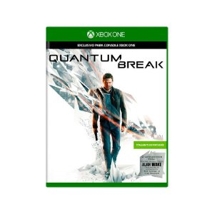Quantum Break - Usado - Xbox One