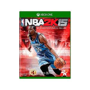 NBA 2K15 - Usado - Xbox One