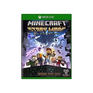 Minecraft: Story Mode - Usado - Xbox One