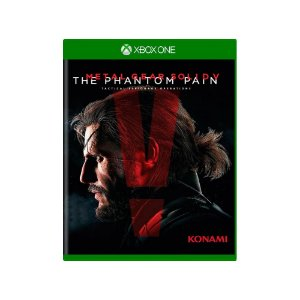 Metal Gear Solid V: The Phantom Pain - Usado - Xbox One