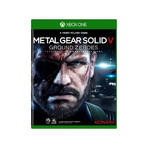 Metal Gear Solid V: Ground Zeroes - Usado - Xbox One