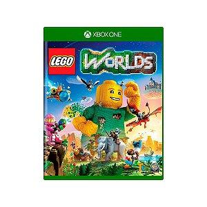 LEGO Worlds - Usado - Xbox One