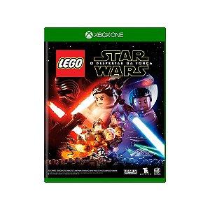 Lego Star Wars O Despertar da Força - Usado - Xbox One