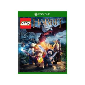 Lego The Hobbit - Usado - Xbox One