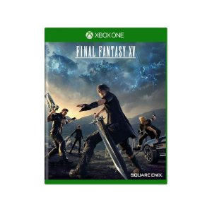 Final Fantasy XV - Usado - Xbox One