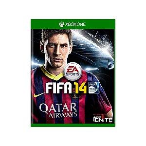 FIFA 14 - Usado - Xbox One