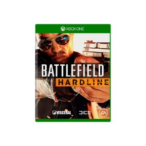 Battlefield Hardline - Usado - Xbox One