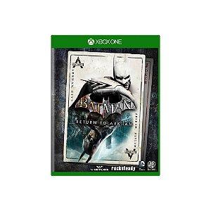 Batman: Return to Arkham - Usado - Xbox One