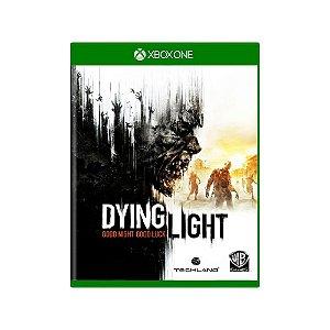 Dying Light - Usado - Xbox One
