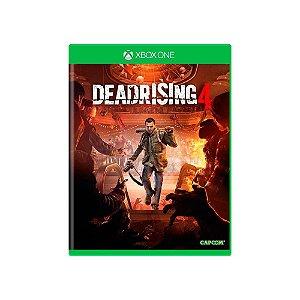 Jogo Dead Rising 4 - |Usado| - Xbox One