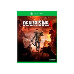 Dead Rising 4 - Usado - Xbox One
