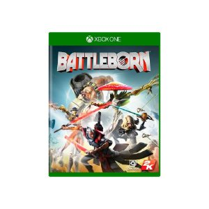 Battleborn - Usado - Xbox One